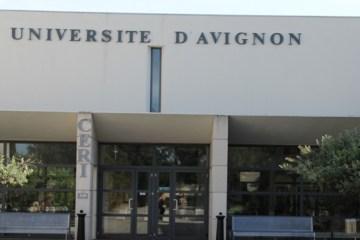 Bourses, logement et études à l'Université d'Avignon
