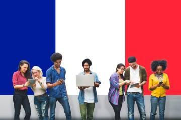 Bourses en France du ministère de l'Enseignement supérieur
