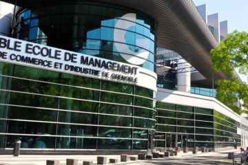 Bourse internationale: Grenoble Ecole de Management