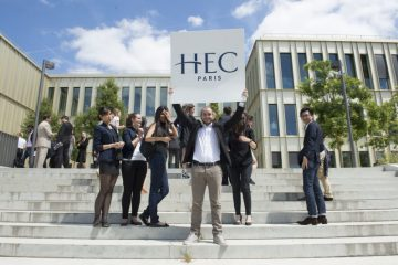 Bourses d'excellence HEC Paris - MBA Program