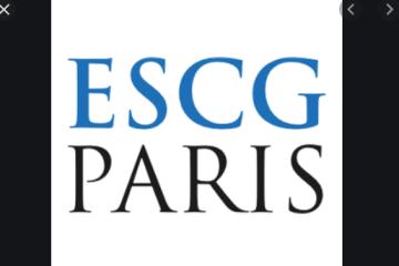 Bourses d'Ecole supérieure de gestion de Paris