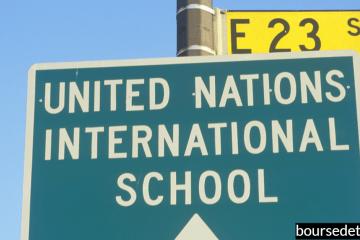 Bourses d'études de l'université des Nations Unies