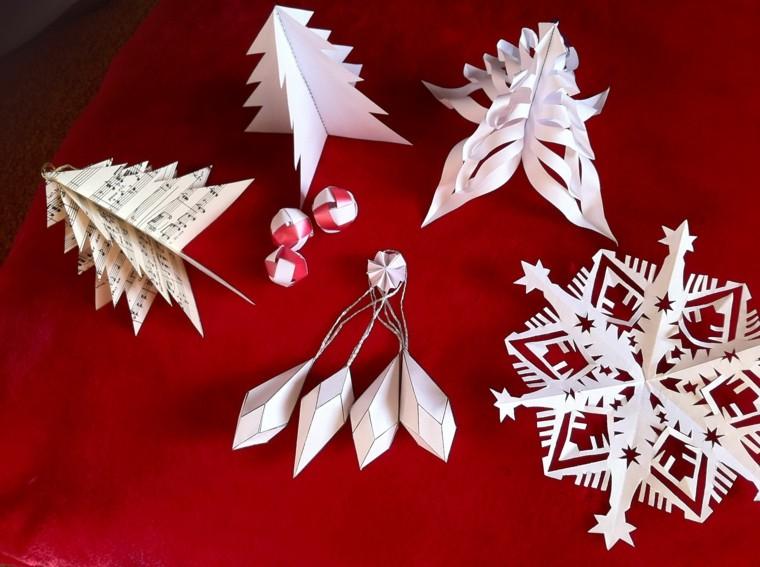 Decoration De Noel A Faire Soi Meme En Papier