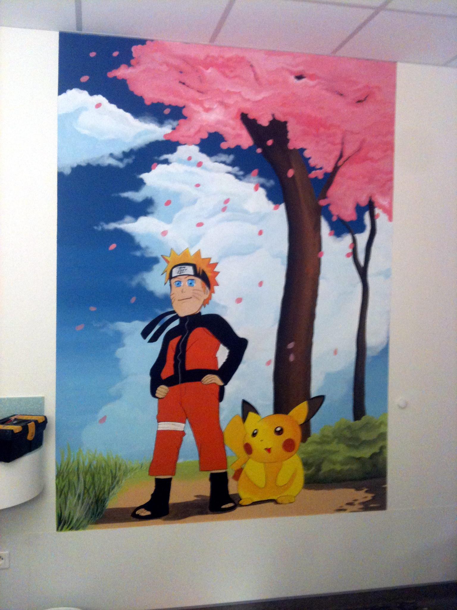 Decoration Chambre Fille Manga