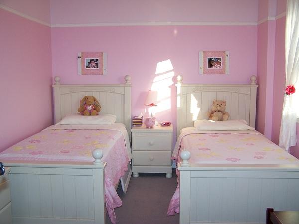 Decoration Chambre Pour 2 Filles Visuel 7
