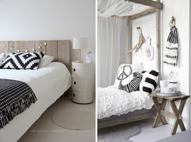 deco chambre style scandinave