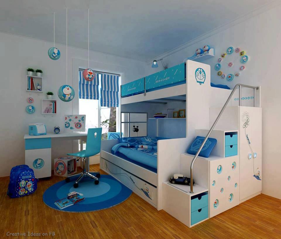 decoration chambre pour 2 garcon