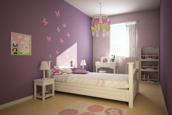 Decoration Chambre Fille 7 Ans   Unixpaint