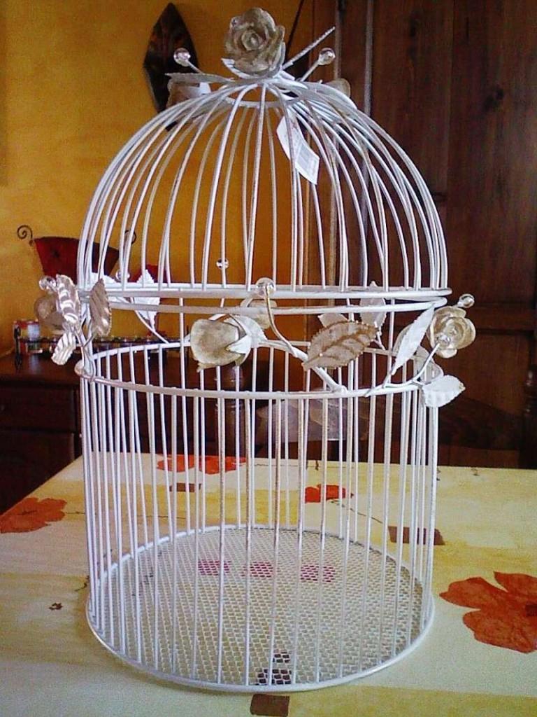 Cage Oiseau Deco Gifi Gamboahinestrosa