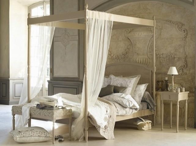 Deco Chambre Avec Lit Baldaquin