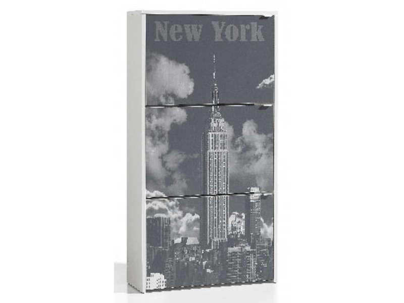 Decoration New York Chambre Conforama