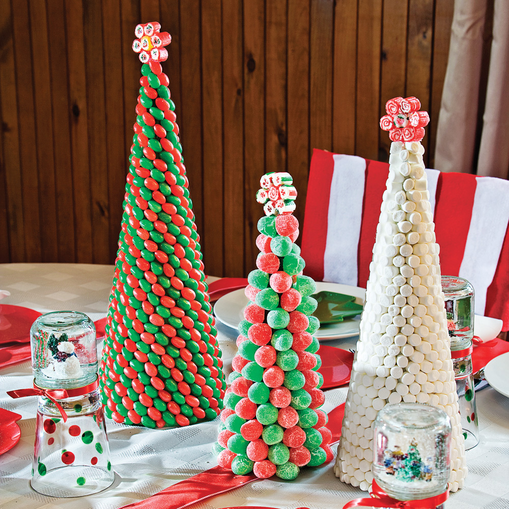 Free Decoration De Table A Fabriquer Pour Noel U Visuel
