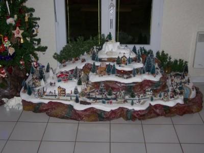 Fabriquer Deco Village De Noel Visuel 7