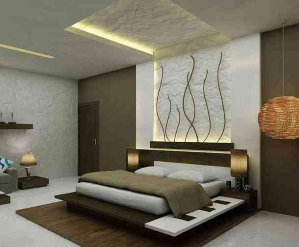 decoration de chambre à coucher en Tunisie