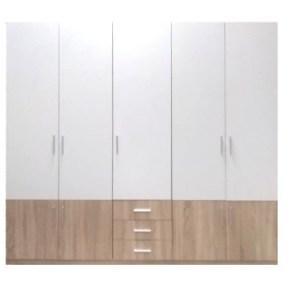 Dressing armoire 5 portes