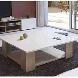 table basse simpliste style epure
