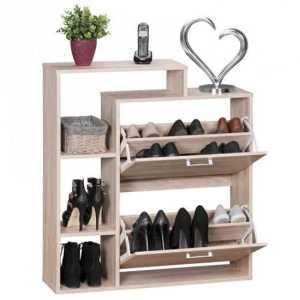 Exemple décoration meuble à chaussures luna 2 Tunisie