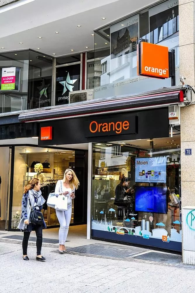 orange lons le saunier box internet