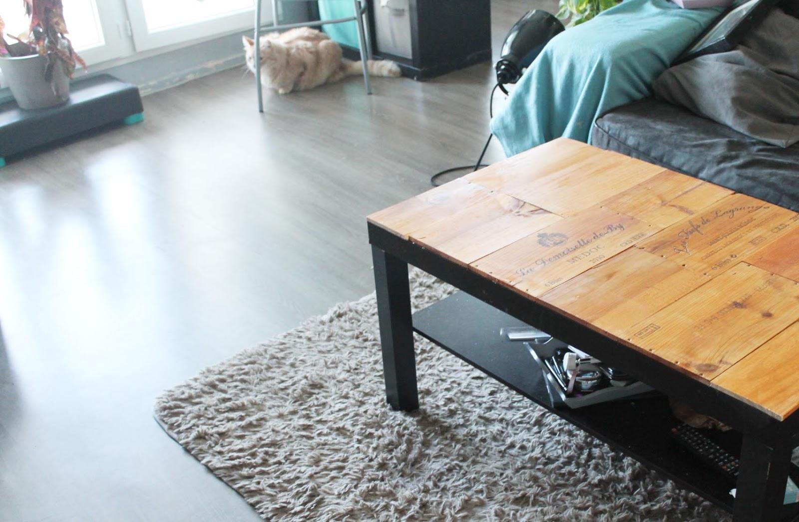 Table Basse Ikea Relooker Boutique Gain De Placefr