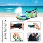 Jiamus Chaussures de Natation pour Homme et Femme – – L Noix de Coco, 35/36 EU
