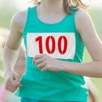 Luckyx Bavoir de Course Marathon, Bavoir de Course Marathon Sports Games Competition Running Bavoir Épingles de sécurité incluses