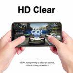Bear Village® 9H Verre Trempé pour Galaxy A8S, Sans Traces de Doigts, 3D Touch, Ultra Résistant Protection en Verre Trempé Écran pour Samsung Galaxy A8S, 1 Pièces