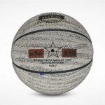 TATANE Basket-Ball Adulte Hommes Et Femmes, No. 7 Formation Ball, PU Cuir Souple, Résistant À l'usure Et Durable,C