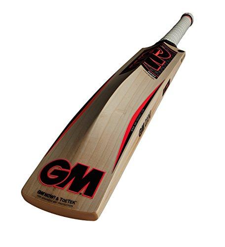 GM Mana L540 DXM Original Batte de Cricket Homme, Orange, Taille Unique