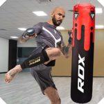 RDX Protège Tibia Boxe MMA Kick Boxing Muay Thai Karate