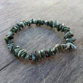 bracelet baroque séraphinite