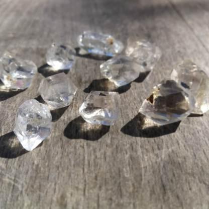 Diamant de Herkimer (Quartz diamant)