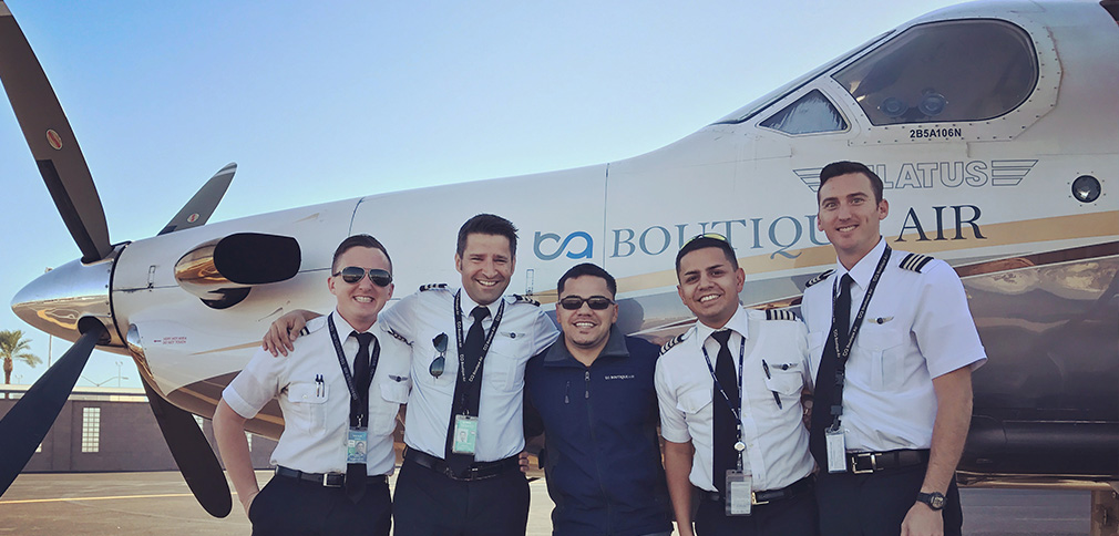 Boutique Air Jobs Page
