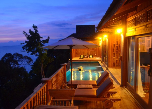 Pool Villas, Serene Escapes in Phuket Thailand
