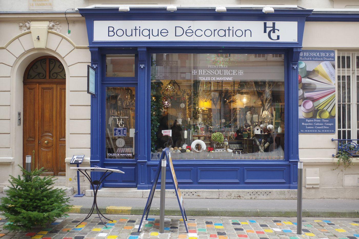 boutique decoration hg decoration et