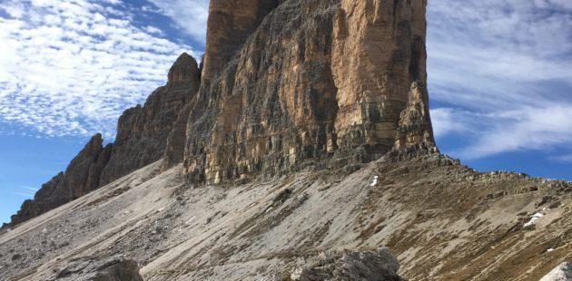 Five reasons to visit the Three Peaks of Lavaredo