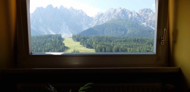 We are a Boutique B&B in San Candido