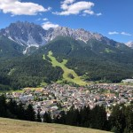 San Candido in the Dolomites