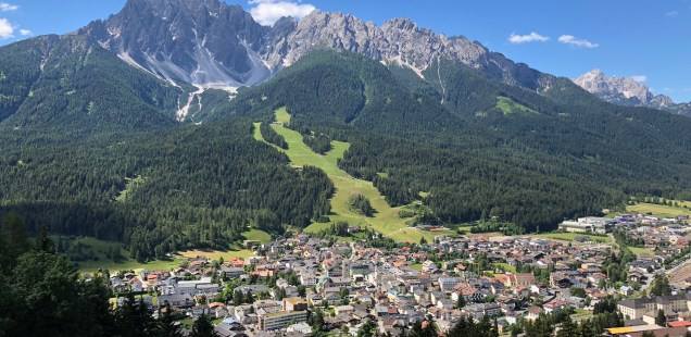 San Candido Dolites, Italy