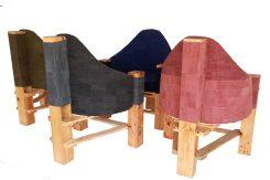 Chaise bourrée en palette par Mablé Agbodan 6V6A0023