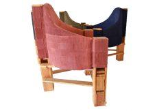 Chaise bourrée en palette par Mablé Agbodan 6V6A0029