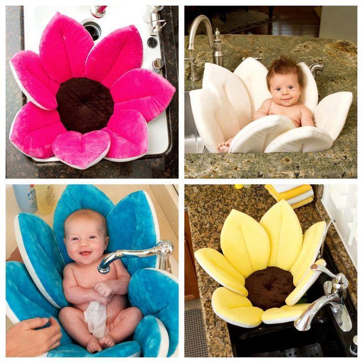 fleur de bain pour enfants