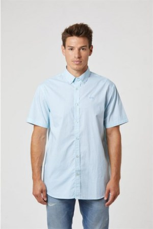 Chemise Lee Cooper, manches courtes