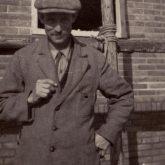 Oprichter Bouwbedrijf S. Hoogland rond 1935