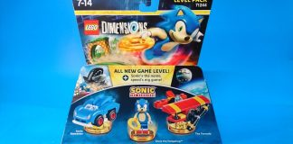 LEGO Dimensions 71244 Sonic Level Pack