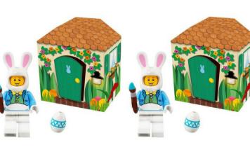 Gratis LEGO 5005249 Iconic Easter