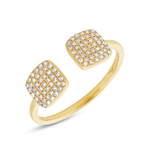z sc36213318 - 0.25CT 14K YELLOW GOLD DIAMOND LADY'S RING SC36213318