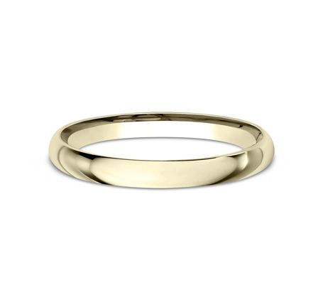 2MM YELLOW GOLD BAND LCF120Y 2 - 2MM YELLOW GOLD BAND LCF120Y