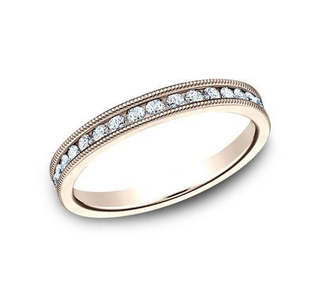 3MM CHANNEL SET ETERNITY BAND 533550R - 3MM CHANNEL SET ETERNITY BAND 533550R