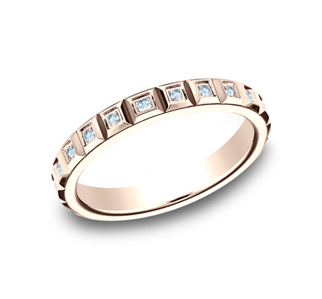 3MM DIAMOND RING 473682R - 3MM DIAMOND RING 473682R