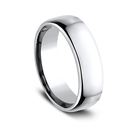 6.5MM CLASSY AND ELEGANT COBALT BAND EUCF165CC 1 - 6.5MM CLASSY AND ELEGANT COBALT BAND  EUCF165CC
